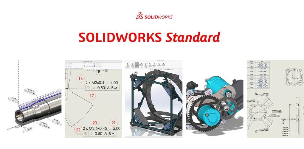 SOLIDWORKS Standard - wszystko co powinieneś wiedzieć przed zakupem