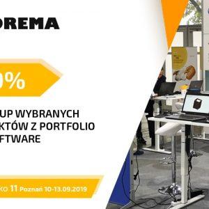 Targi DREMA 2019 - promocja SWOOD SOLIDWORKS - DPS Software