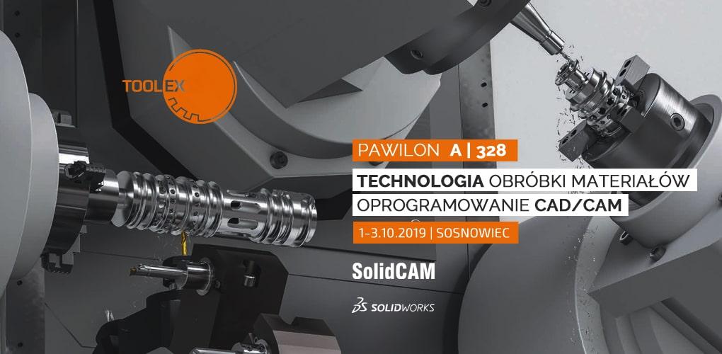 Targi Toolex 2019 - Sosnowiec - DPS Software - SOLIDWORKS - SOLIDCAM