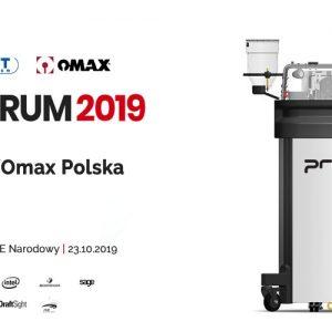 DPS FORUM 2019 - wystawca JetSystem Omax - Protomax