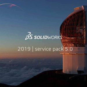 SOLIDWORKS 2019 SP5 - service pack 5