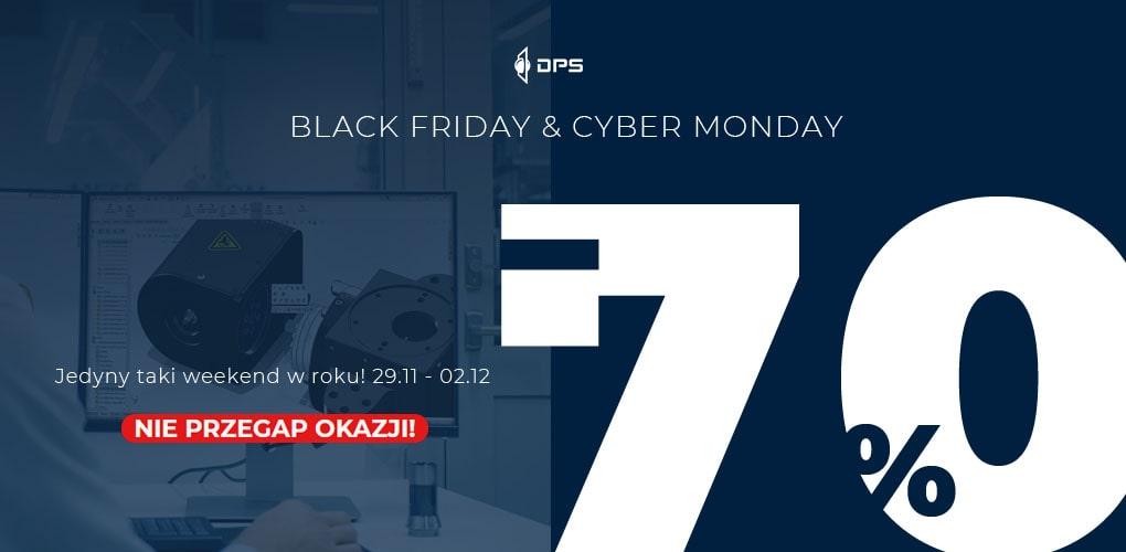 Promocja Black Friday & Cyber Monday - DPS Software