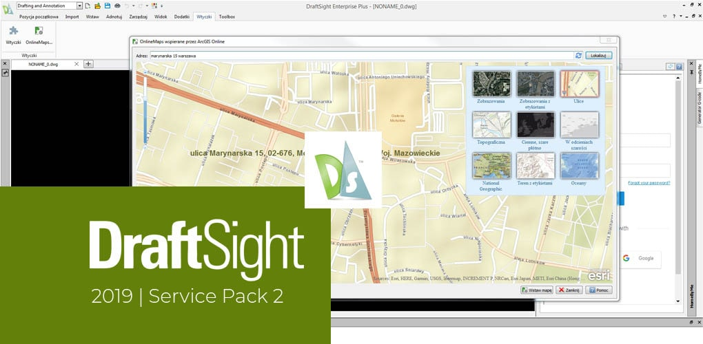 DraftSight 2019 SP2 - Aec - Pack - DPS Software