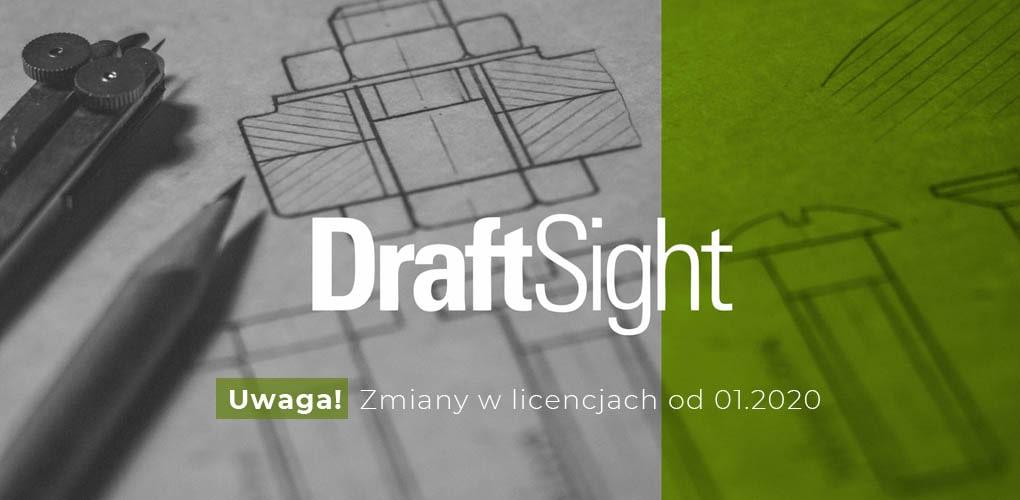 DrafSight Free - zmiany w licencjach