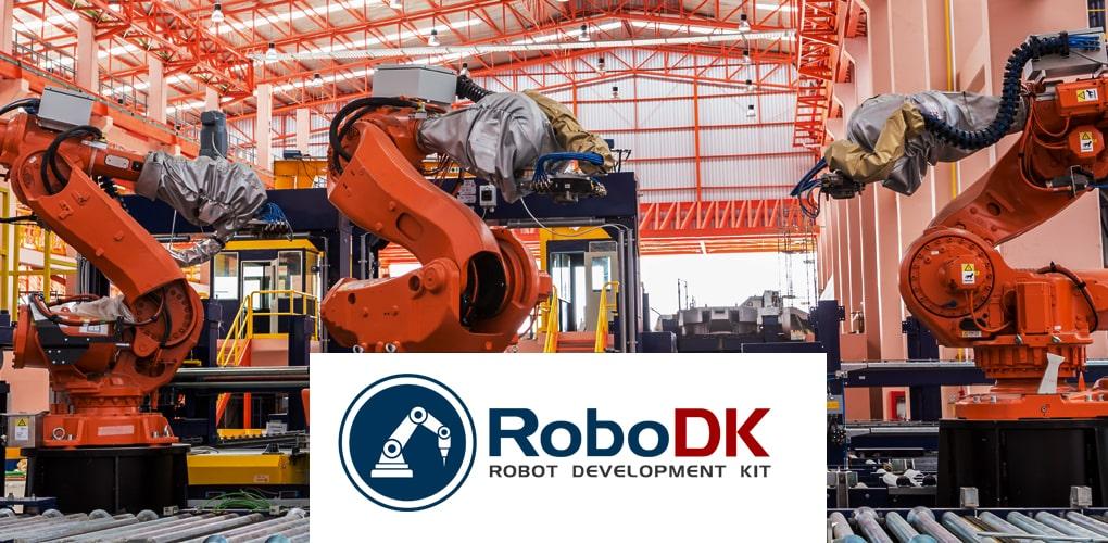 RoboDK w ofercie DPS Software