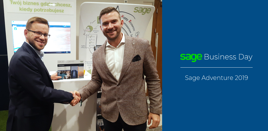 Sage Business Day - Sage Adventure 2019 - DPS Software