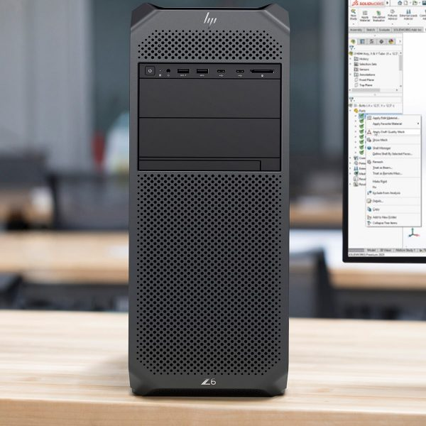 Stacja robocza HP Z6 G4