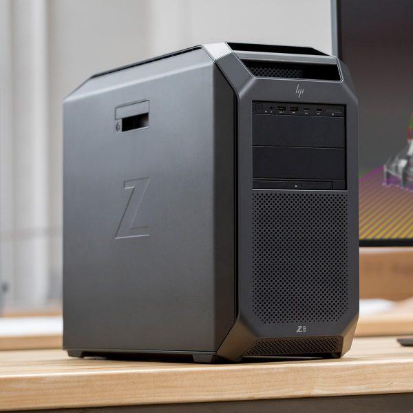Stacja robocza HP Z8 G4