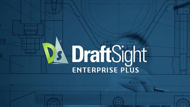 Program CAD DraftSight 2019 Enterprise Plus