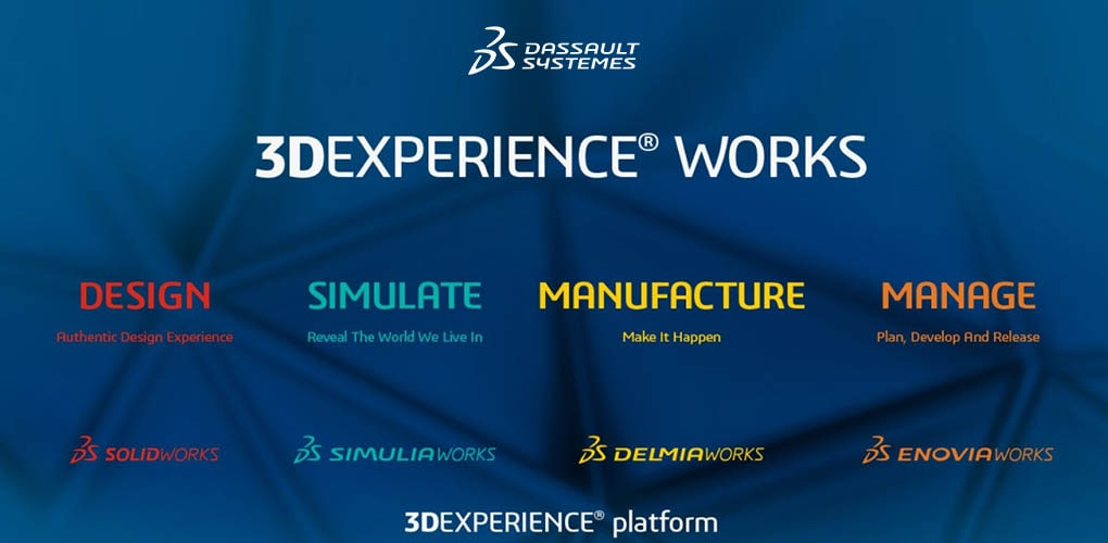 3DExperience Works - Dassault Systemes - DPS Software SOLIDWORKS