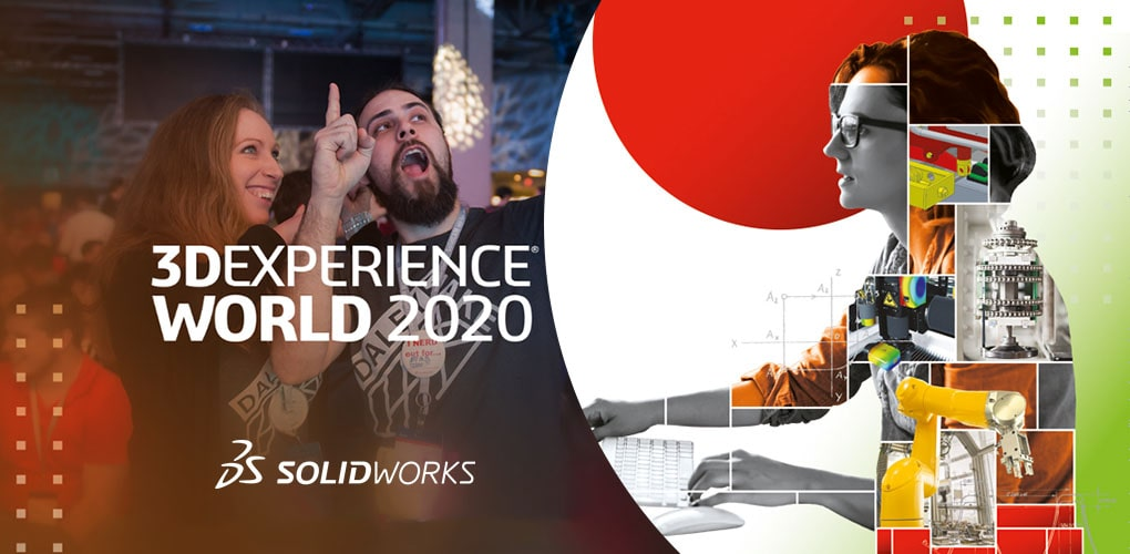 3DExperience World 2020 - SOLIDWORKS - DPS Software