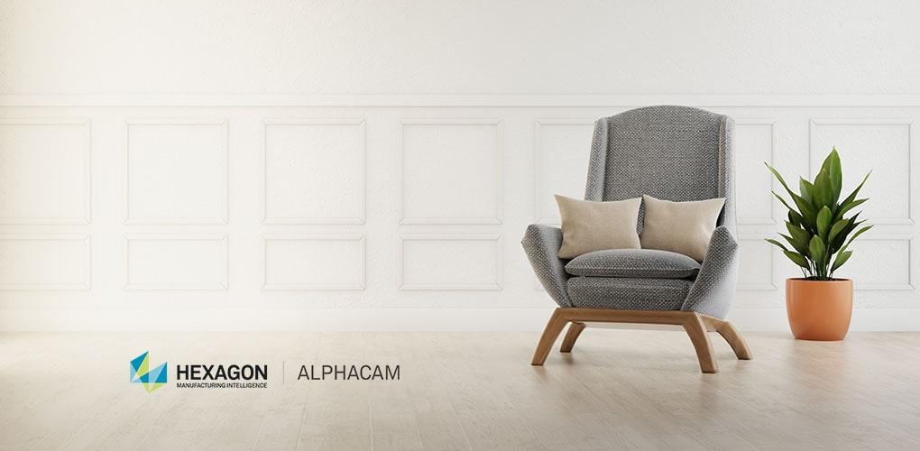 Alphacam - cad cam dla producentów mebli tapicerowanych