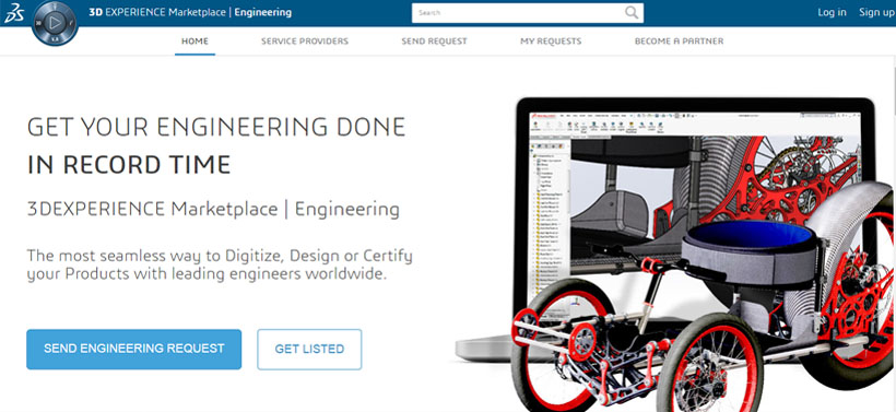 3DExperience MarketPlace Engineering - DPS Software - SOLIDWORKS