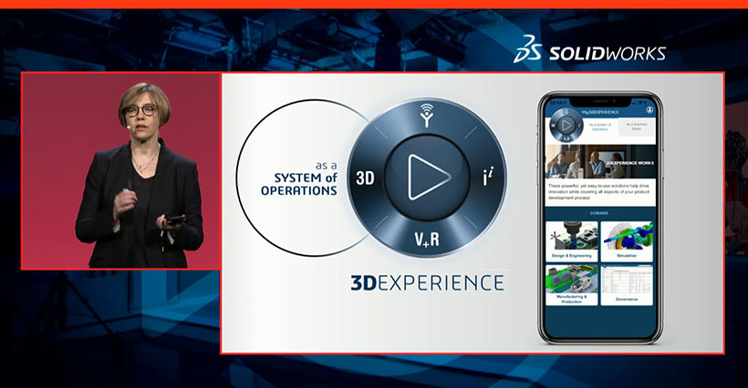 3DExperience Platform SOLIDWORKS DPS Software