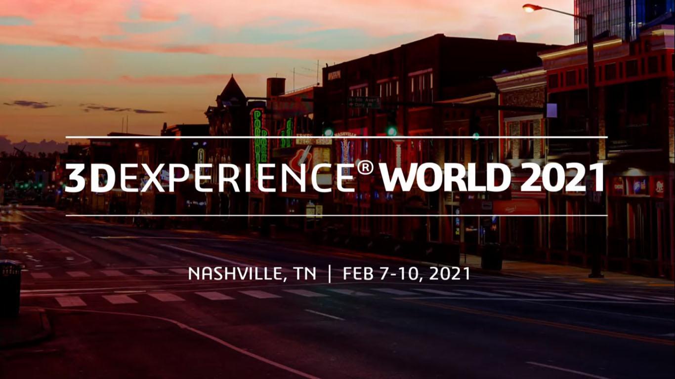3DExperience World 2021 Nashville - SOLIDWORKS - DPS Software