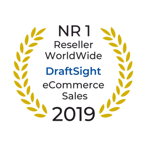 2019 NR 1 Reseller WorldWide DraftSight eCommerce Sales - DPS Software