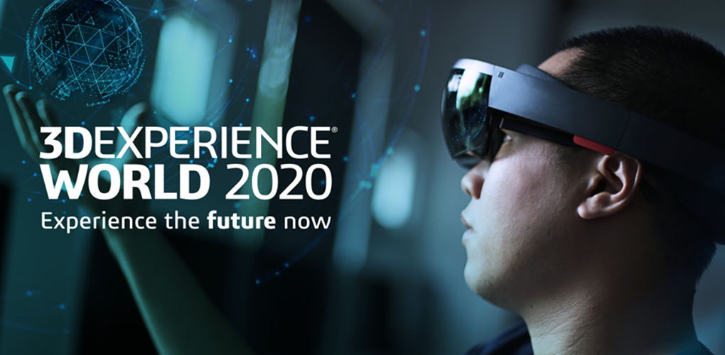 Future 3DExperience World 2021