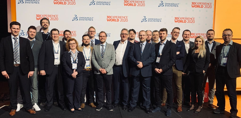 Grupa DPS Software - 3DExperience World Awards