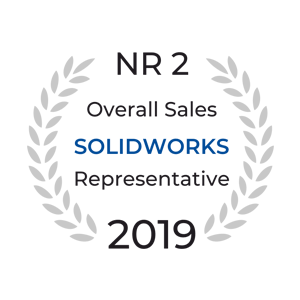 NR 2 - Overall Sales Solidworks Representative - DPS Software