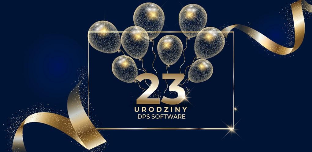 23 urodziny DPS Software - upust - promocja