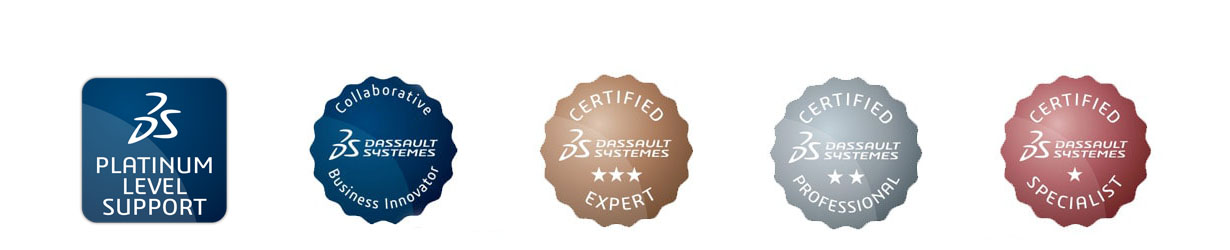 Ceryfikaty techniczne SOLIDWORKS Expert i 3DExperience Platform dla DPS Software
