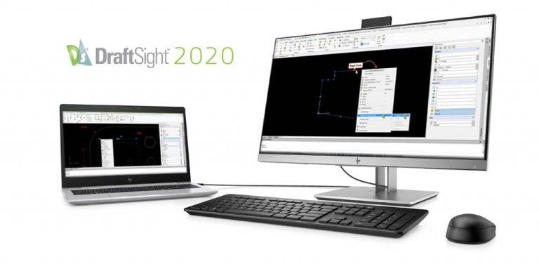 Nowości DraftSight 2020 download - licencja - pobierz - kup - DPS Software