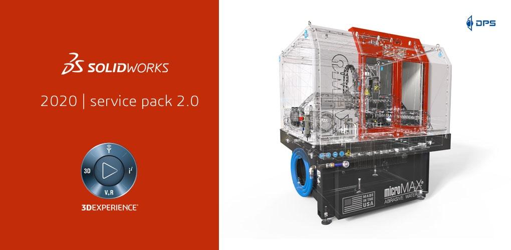 SOLIDWORKS 2020 SP2 - download - DPS Software