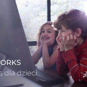 SOLIDWORKS interfejs dla dzieci - DPS Software