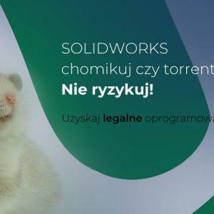 SOLIDWORKS chomikuj - SOLIDWORKS TorrentOprogramowanie CAD z serwisów chomikuj czy torrent? Nie ryzykuj! To może skończyć się źle dla Twojej firmy. Uzyskaj legalne oprogramowanie od DPS Software.