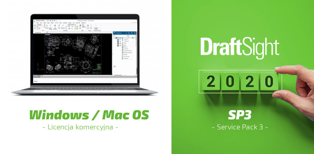 DraftSight 2020 SP3 Service Pack 3