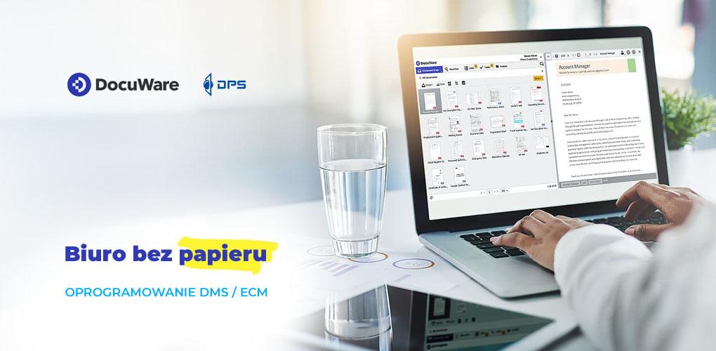 DPS Software nowym dystrybutorem DocuWare w Polsce