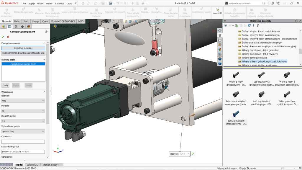 SOLIDWORKS Toolbox