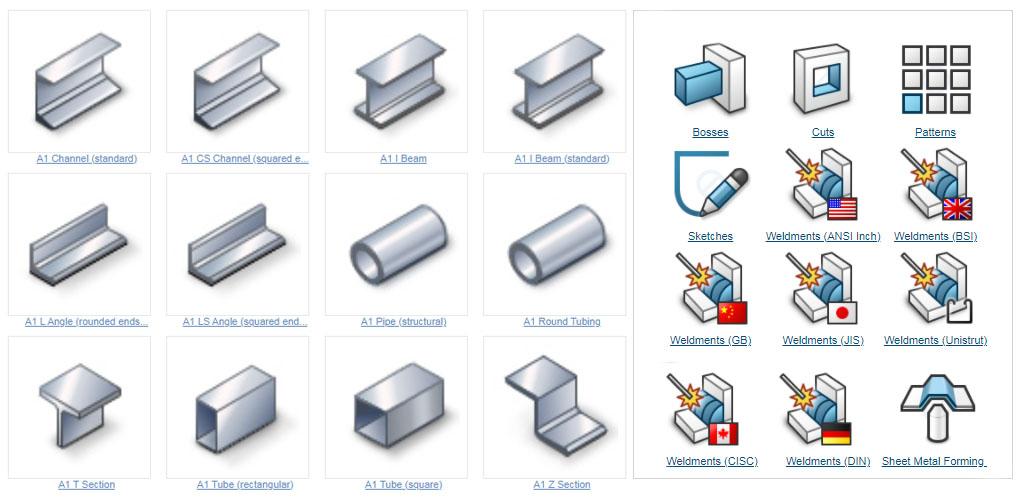 3D ContetnCentral darmowa biblioteka komponentów