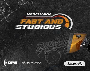 Fast And Studious - Studencki Konkurs SOLIDWORKS Modelmania