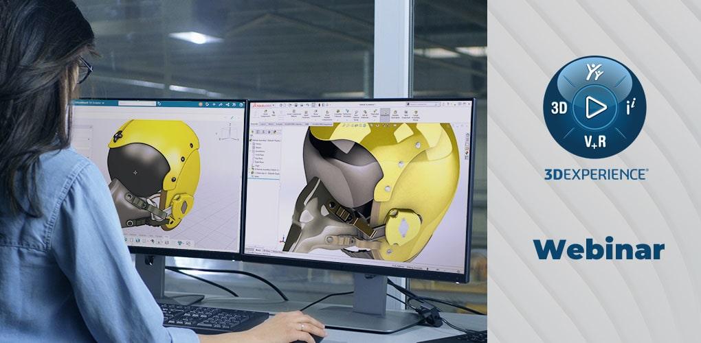 3DEXPERIENCE Platform Webinar Marcin Sitkiewicz SOLIDWORKS Polska