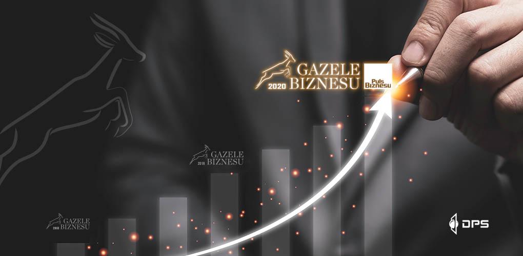 DPS Software otrzymuje Gazele Biznesu 2020 - SOLIDWORKS - 3DEXPERIENCE