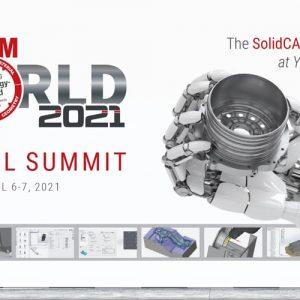 SolidCAM World 2021 Virtual Summit