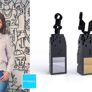 Projekt statuetek Aleksandra Fatla - MindSailors - Projekt Statuetek - Studencki Konkurs Projektowy SOLIDWORKS
