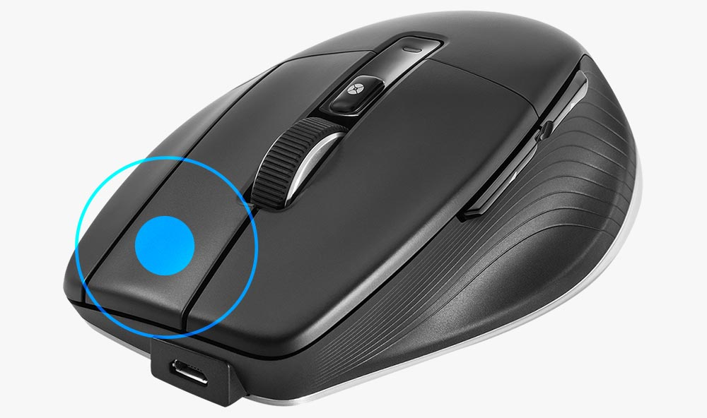 Przycisk dla użytkowników CAD