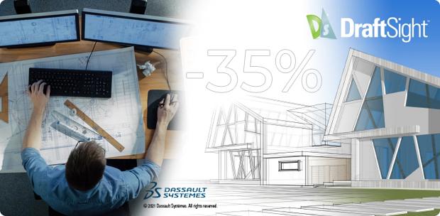 DraftSight Promocja Letnia -35%