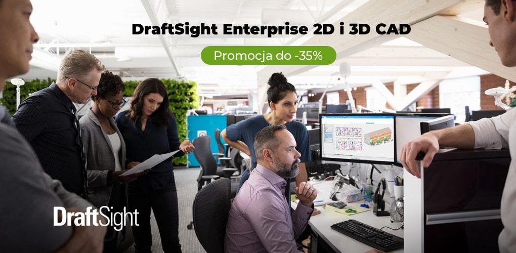 Promocja DraftSight Enterprise 2021