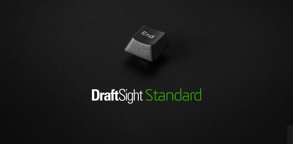 DraftSight Standard Wycofany Koniec Licencji